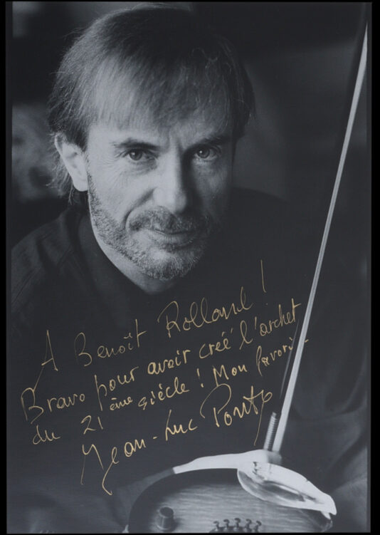 Jean-Luc Ponty and Spiccato.